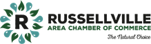 Russellville Area Chamber of Commerce Logo