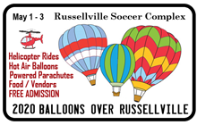 2020 Balloons Over Russellville
