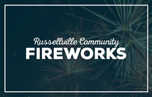 2020 City of Russellville Fireworks Display